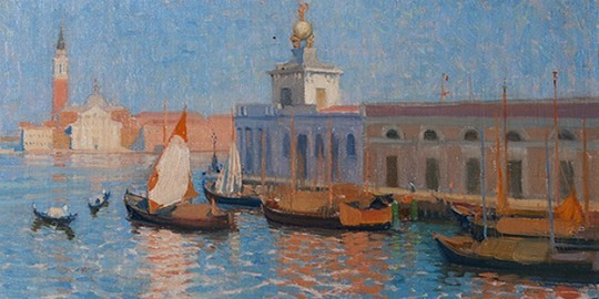 Venetian Views - Louis Ginnett ROI