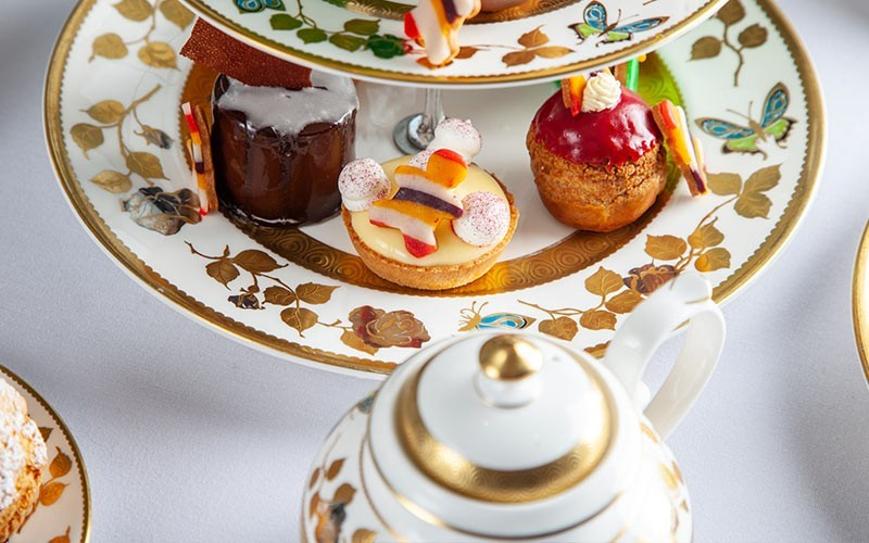 Laura Ashley Afternoon Tea